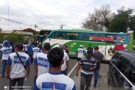 KLB Partai Demokrat di Deliserdang sempat memanas
