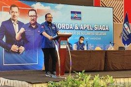 DPD Demokrat Sulsel tolak hasil KLB di Sibolangit