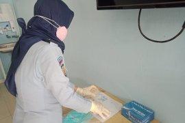 269 narapidana perempuan Lapas Bandarlampung jalani tes urine