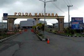 Tingkatkan imunitas, Polda Kaltara kembali gelar senam bersama