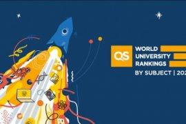 Sebanyak 12 bidang studi UI masuk peringkat ranking dunia
