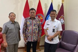 Gubernur perkuat kerja sama pendidikan dengan Universitas Pertahanan