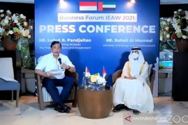 Indonesia-UAE teken sejumlah perjanjian kerja sama ekonomi kreatif