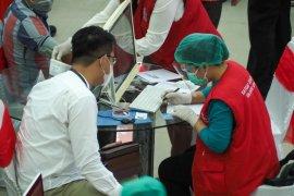 Ribuan pelaku pariwisata Sulut jalani vaksinasi COVID-19