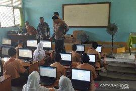 Pelajar SD-SMP Bintan belajar tatap muka