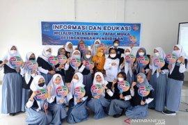 BNN Sulawesi Tenggara edukasi pelajar di Kendari dari bahaya narkoba