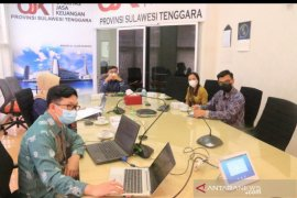 BPKP Sultra pelajari sistem pelayanan masyarakat OJK