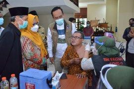 Penerima vaksin COVID-19 bertambah menjadi 2.888.757 orang