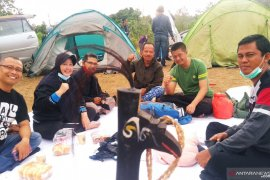 Disbudpar Kabupaten Penajam Paser Utara promosikan destinasi wisata Bukit Cinta