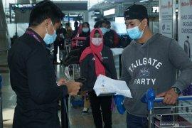 179 PMI pulang ke Surabaya  dari KLIA