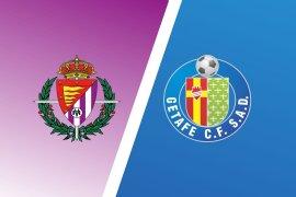 Valladolid mengakhiri delapan laga tanpa menang usai kalahkan Getafe 2-1
