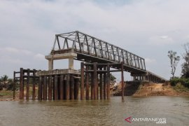 Warga Batukuning segera miliki jembatan penyeberang sungai
