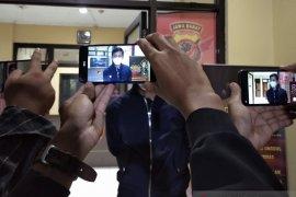 """Polres Cianjur tangkap mahasiswa yang todongkan \""""airgun\"""" karena serempetan"""
