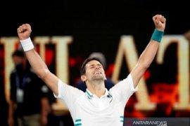 Djokovic pastikan akan kembali ke lapangan pada Miami Open