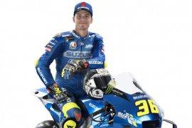 Kontrak Suzuki di MotoGP diperpanjang hingga 2026