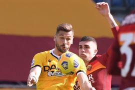 Menang 2-0, Udinese gagalkan Sassuolo naik peringkat