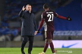 Klasemen Liga Inggris - Leicester salip MU jelang Derbi Manchester