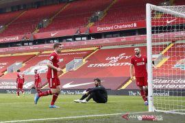 Liga Inggris: Liverpool vs Fulham 0-1