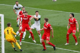 Sevilla tumbang 1-2 di markas Elche