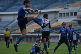 Persib Bandung tidak pasang target di Piala Menpora 2021