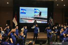 Kader Partai Demokrat Sulawesi Barat tetap setia pada AHY