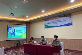 BPJAMSOSTEK apresiasi 10 kampung Kota Jayapura terdaftar peserta