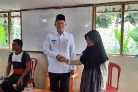 Wakil Bupati Pasaman berikan motivasi kepada anak-anak agar terus hafal Al-quran