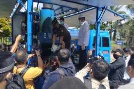 BNN Kalimantan Barat musnahkan tiga kilogram sabu