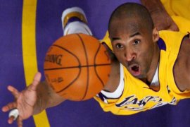 Kartu basket rookie langka Kobe Bryant terjual Rp25 miliar