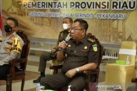 Kejati Riau: Pemilik lahan terbakar bisa disanksi perdata