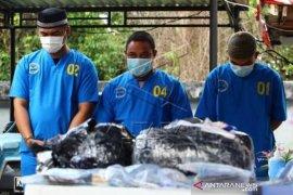 Ungkap Peredaran Narkoba Asal China