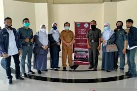 Tenaga kependidikan Kota Padang Panjang mulai divaksinasi