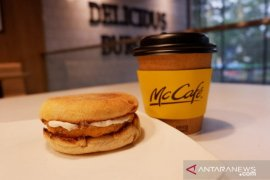 National Breakfast Day, McDonald\'s bagikan sarapan gratis ke nakes dan ojol