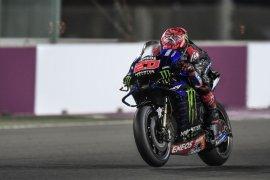 Fabio Quartararo tercepat di hari kedua tes pramusim MotoGP di Qatar
