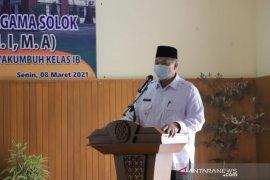 Wali Kota Solok apresiasi Pengadilan Agama karena berhasil raih WBK