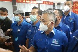 Demokrat Lampung minta Menkumham tolak hasil KLB  Deliserdang