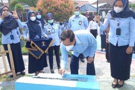 Kakanwil Lampung buka kegiatan rehabikitasi narkotika dan pelatihan kemandirian