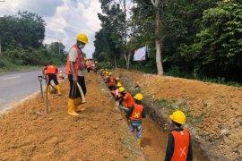 PUPR catat padat karya tunai serap 110.544  tenaga kerja per awal Maret