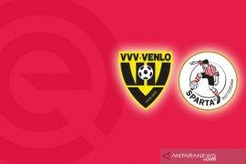 Sparta curi tiga poin dari markas VVV Venlo
