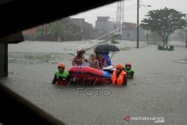 Evakuasi Korban Banjir