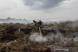 Upaya Pemadaman Karhutla Riau
