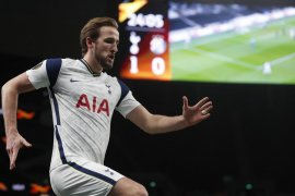 Real Madrid memantau Hary Kane