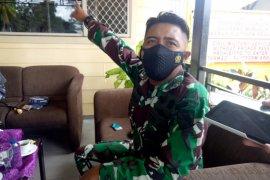 Ratusan prajurit TNI di Mimika divaksinasi COVID-19