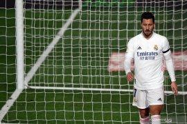 Eden Hazard dipastikan absen lawan Atalanta karena cedera