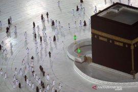 Saudi mulai Ramadan berikan izin umrah bagi jamaah yang sudah divaksin