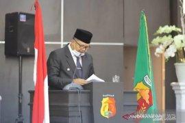 Wali Kota Solok sampaikan empat usulan Ranperda