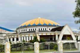 Polres Mimika usut pekerjaan renovasi Gedung DPRD Timika