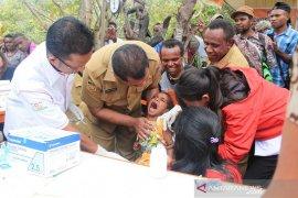 Dinkes Jayawijaya: Belum ada laporan wabah penyakit setelah banjir