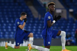 Chelsea hentikan sementara negosiasi kontrak Tammy Abraham