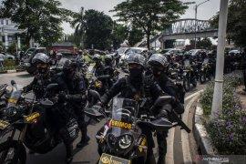 Polisi amankan 32 simpatisan Rizieq Shihab di PN Jakarta Timur